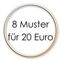 8 Parfummuster 20€